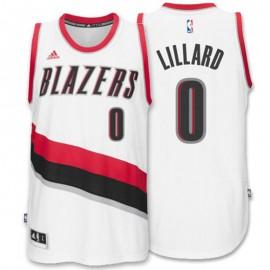 Maillot Portland Trail Blazers Damian Lillard Homme Basketball Adidas