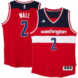 Maillot Washington Wizards John Wall Homme Basketball Adidas