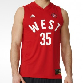 Maillot All Star Game Team West Kevin Durant Homme Basketball Adidas