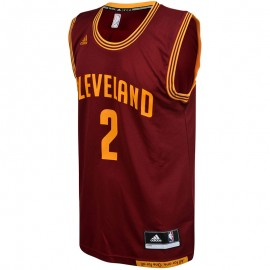 Maillot Cleveland Kyrie Irving Basketball Homme Adidas