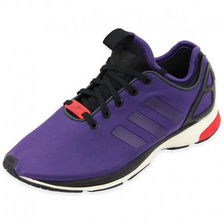 ZX FLUX TECH NPS VIO - Chaussures Homme Adidas