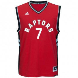 Maillot Réplica Toronto Raptors Kyle Lowry Basketball Homme Adidas