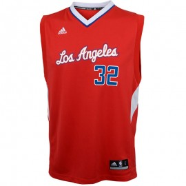 Maillot Réplica Los Angeles Clippers Blake Griffin Basketball Homme Adidas