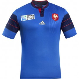 Maillot réplica Rugby France Homme Adidas