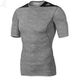 Tee-shirt de Compression Entrainement Homme Adidas