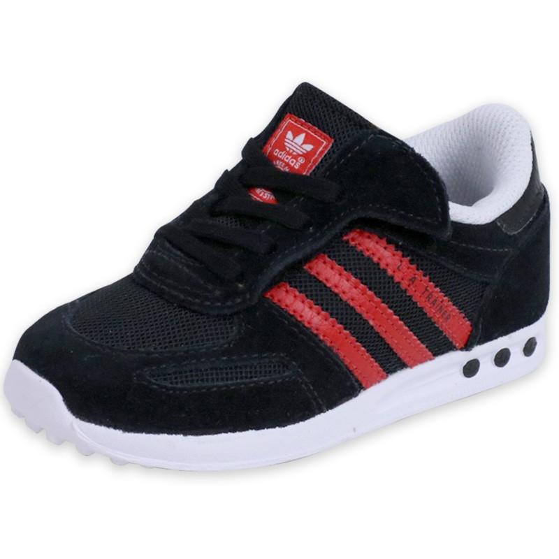 0a3ab06eef65d Adidas LA Trainer K Chaussures Bébé Garçon - Bébé du 16 au 23