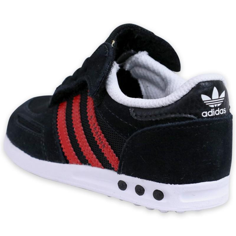 adidas la trainer k chaussures b b gar on b b du 16 au 23. Black Bedroom Furniture Sets. Home Design Ideas