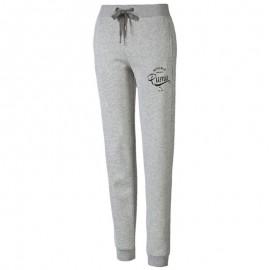 Pantalon Style Athlétic Femme Puma