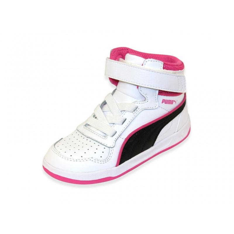 LIZA MID BB BLC Chaussures B b Fille Puma