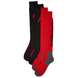 Chaussettes Ski Fun Kneehigh 2 Head