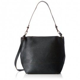 Sac Porté Epaule PC Pilla Cross Bucket Bag Femme Pieces