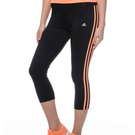 Collant 3/4 Entrainement Climalite 3S ESS Femme Adidas