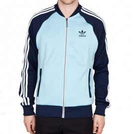Veste Superstar Tracktop Homme Adidas