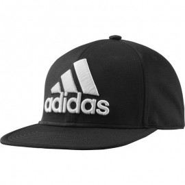 Casquette Flat Fitted Homme Adidas