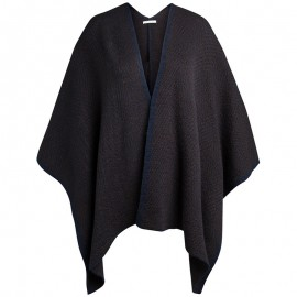 Poncho Pinar Femme Pieces