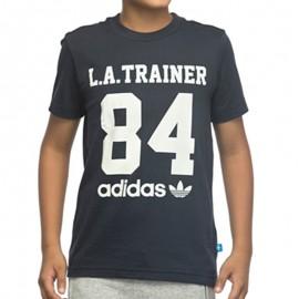 Tee Shirt L.A Trainer Garçon Adidas