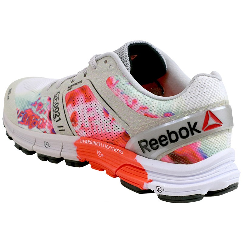 Femme Chaussures One Cushion Running 3 Crossfit Chaussur Reebok 0 W9DHEIY2