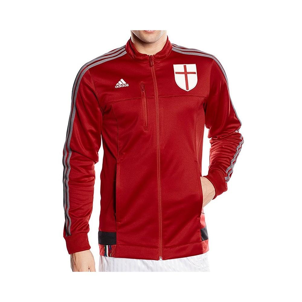 veste homme adidas rouge