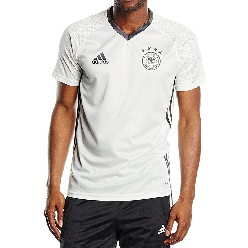 Maillot Entrainement Allemagne Football Homme Adidas Maillots de