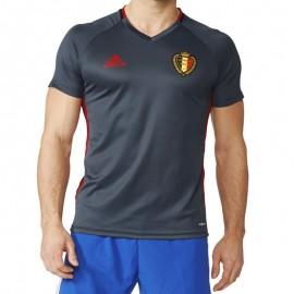Maillot Entrainement Belgique Football Homme Adidas