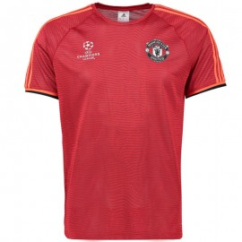 Maillot Entrainement Manchester United Football Homme Adidas