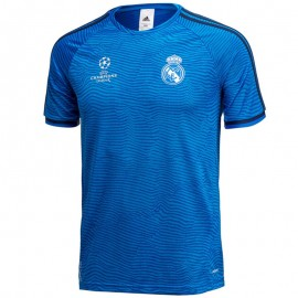 Maillot Entrainement Real Madrid Homme Football Adidas