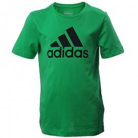 Tee Shirt Ess Logo Garçon Adidas