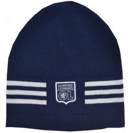 Bonnet Olympique Lyonnais Football Homme Adidas