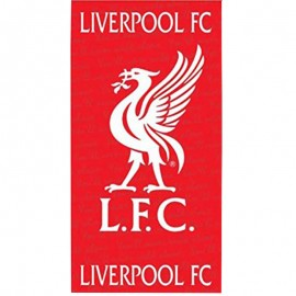 Serviette Football Liverpool