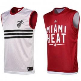 Maillot Miami Heat Basketball Garçon Adidas