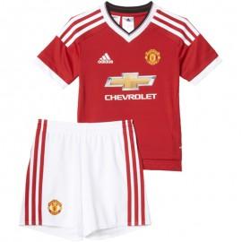Minikit Manchester United Football Bébé Garçon Adidas