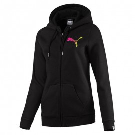 Sweat zippé Style Elemental Fille Puma