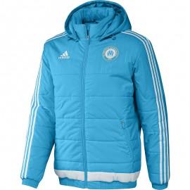 Doudoune Olympique de Marseille Football Homme Adidas