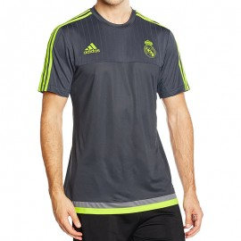 Maillot Entrainement Real Madrid Football Homme Adidas