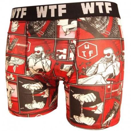 Boxer Garçon WTF