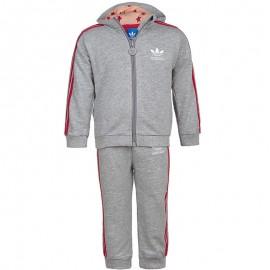 Survêtement Bébé Fille Adidas
