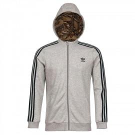 Sweat zippé Garçon Adidas