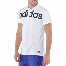 Polo Entrainement LIN POLO Homme Adidas