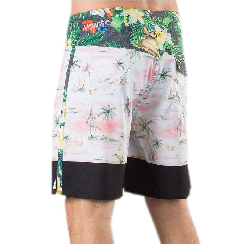 parcourir les dernières collections haut de gamme authentique style distinctif Short de bain Mirage Brazen blanc Homme Rip Curl - Shorts