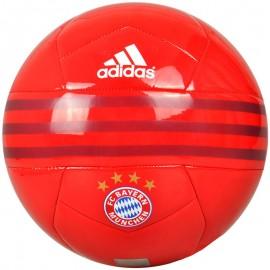 Ballon Bayern de Munich rouge Football Adidas