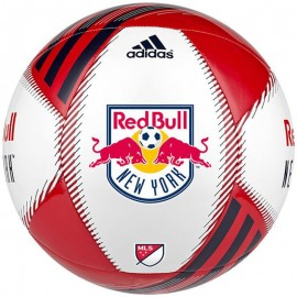 Ballon New-York City FC Red Bull blanc Football Adidas