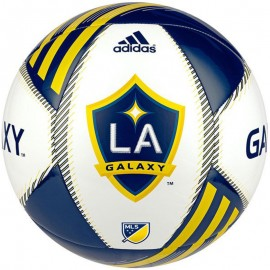 Ballon L.A. Galaxy blanc Football Adidas