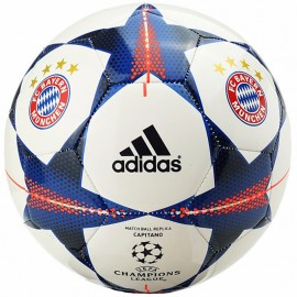 Ballon Bayern de Munich blanc Football Adidas
