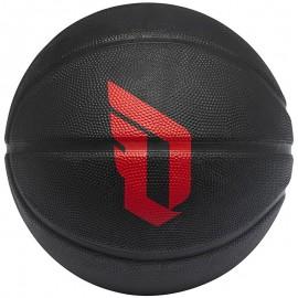 Ballon D. Lillard Dame Icon Basketball noir Adidas