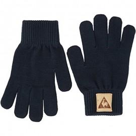 Gant Bleu Classique Gloves Homme Le Coq Sportif