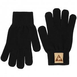 Gant Noir Classique Gloves Homme Le Coq Sportif