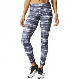 Collant Gris Basics Running Femme Adidas