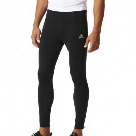 Collant Noir Response Running Homme Adidas