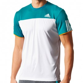 Tee Shirt Blanc Club Tennis Homme Adidas