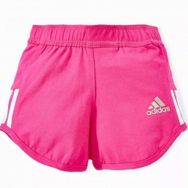 Short Rose Essential Running Femme Adidas